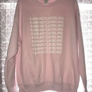 Sweaters - 1-800-HOTLINEBLING PULLOVER